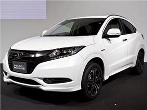 Honda Vezel появится на российском рынке в будущем году