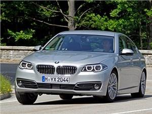 Автомобили BMW 5-Series нового поколения получат мощные и экономичные турбодвигатели