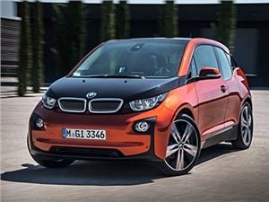 BMW увеличит мощность производства электрокаров i3