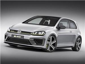 Серийный Volkswagen Golf R400 может получить более мощный двигатель