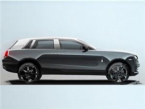 Модельный ряд Rolls-Royce пополнится внедорожником