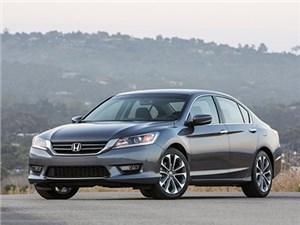 Седан Honda Accord стал самой востребованной моделью в США по итогам первого квартала текущего года