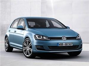 Volkswagen готовится вывести на российский рынок хэтчбек Golf нового поколения