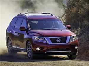 В Санкт-Петербурге началась сборка кроссоверов Nissan Pathfinder