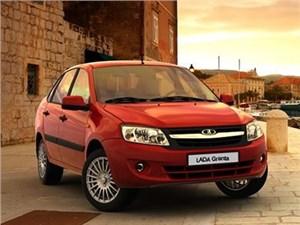 Самые востребованные модели автомобилей в России - Lada Granta, Hyundai Solaris и Kia New Rio