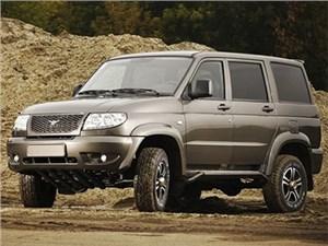 UAZ запустил в продажу автомобили спецсерии Trophy