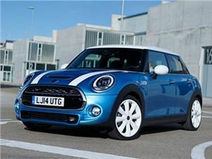 В Британии началось серийное производство пятидверного хэтчбека Mini Cooper