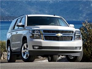 Осенью на Московском автосалоне публике покажут новый Chevrolet Tahoe