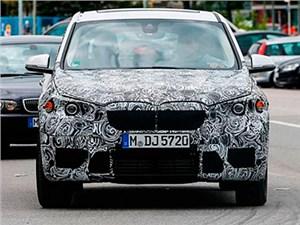 Кроссовер BMW X1 получит семиместную версию