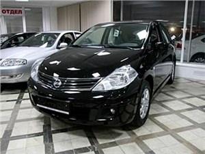 Поставки в Россию седанов и хэтчбеков Nissan Tiida прекратились