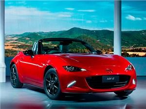 Состоялась мировая премьера родстера Mazda MX-5 нового поколения