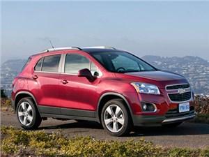 В будущем году в России начнутся продажи нового компактного кроссовера Chevrolet Tracker