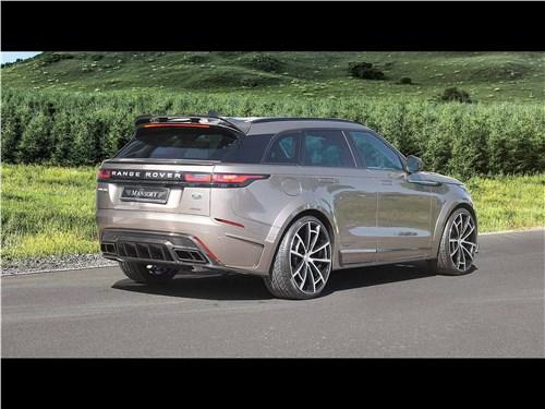 Mansory | Range Rover Velar вид сзади