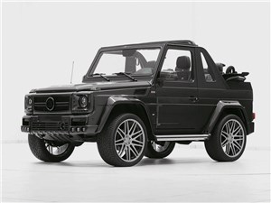 Brabus / Mercedes-Benz G 500 Convertible вид спереди