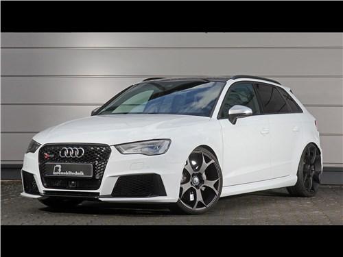 B&B | Audi RS3 вид спереди