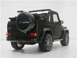 Brabus / Mercedes-Benz G 500 Convertible вид сзади