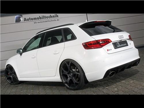 B&B | Audi RS3 вид сзади