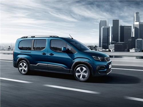 Больше не Partner: Peugeot представил «каблучок» Rifter
