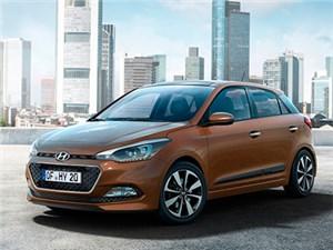 Серийный Hyundai i20 нового поколения появится на рынке уже в 2015 году