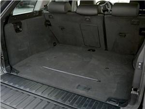 BMW X5 2004 багажное отделение