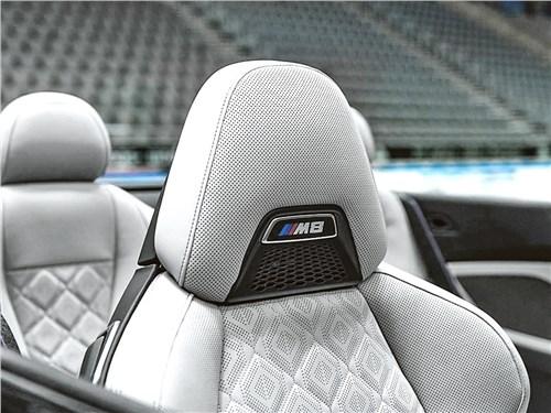 G-Power | BMW M8 отделка кресел