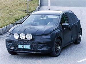 Новость про SEAT Leon - Кроссовер семейства Seat Leon уже проходит дорожные испытания