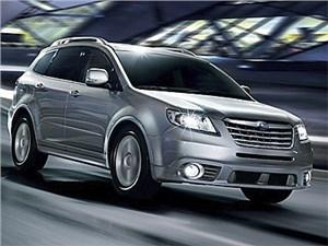 Кроссовер Subaru Tribeca покинул рынок