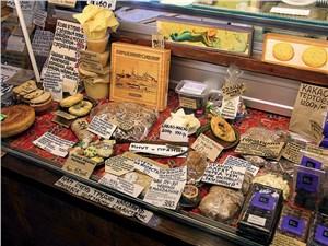 В музее можно не только узнать об истории русских десертов