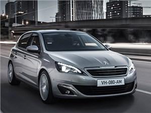 В России начались продажи хэтчбека Peugeot 308 нового поколения