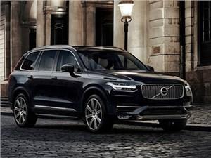 Объем выпуска модели Volvo ХС90 увеличится в связи с высоким спросом