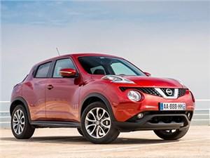 На российский рынок вышел обновленный Nissan Juke