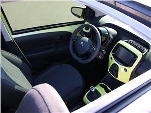 Предпросмотр citroen с1 urban ride concept 2014 салон