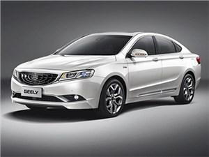 Geely готовится показать в Пекине свой новый седан GC9