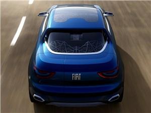 Предпросмотр fiat fcc4 concept 2014 вид сзади