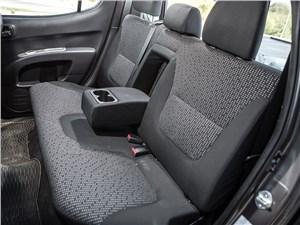 Mitsubishi L200 2014 задний диван