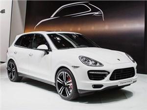Новость про Porsche Cayenne S - Porsche Cayenne Turbo S 2015