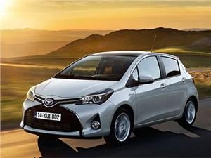 Хэтчбек Toyota Yaris оказался самым опасным автомобилем в мире