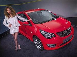 Новость про Opel Karl - Opel Karl 2015