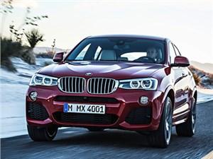 В России стартуют продажи дизельной версии BMW X4