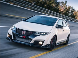 Honda Civic Type R нового поколения не будет продаваться в России