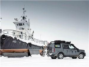 Land Rover в очередной раз показал, что может преодолеть практически любые преграды