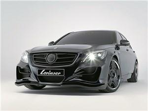 Lorinser / Mercedes-Benz S-Class вид спереди