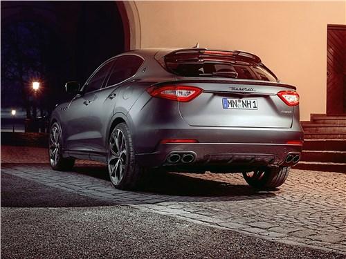 Novitec | Maserati Levante вид сзади