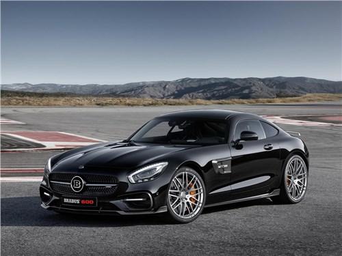 Brabus | Mercedes-AMG GT S вид спереди