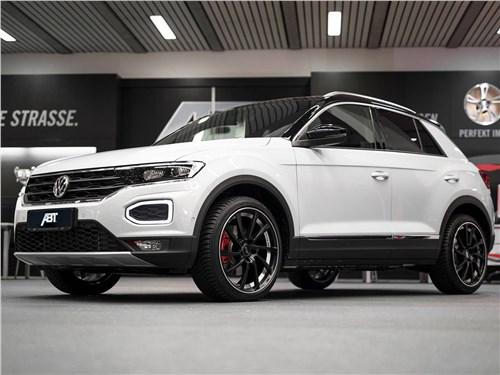 ABT Sportsline | Volkswagen T-Roc вид спереди
