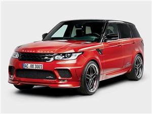 AC Schnitzer / Range Rover Sport вид спереди