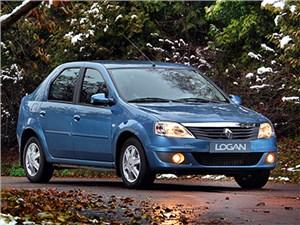 Renault снизила цены на Logan предыдущего поколения