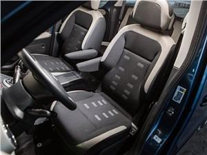 Citroen Berlingo 2009 передние кресла