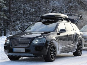 Новость про Bentley - Вслед за новым Bentayga Bentley планирует выпустить на рынок небольшой кроссовер