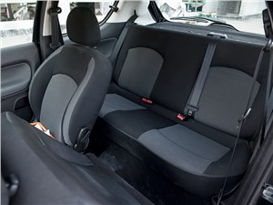Peugeot 206 2006 задний диван